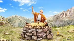 ABRAHAM SACRIFICING ISAAK
